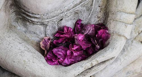 Angst vor Menschen - Buddha hilf