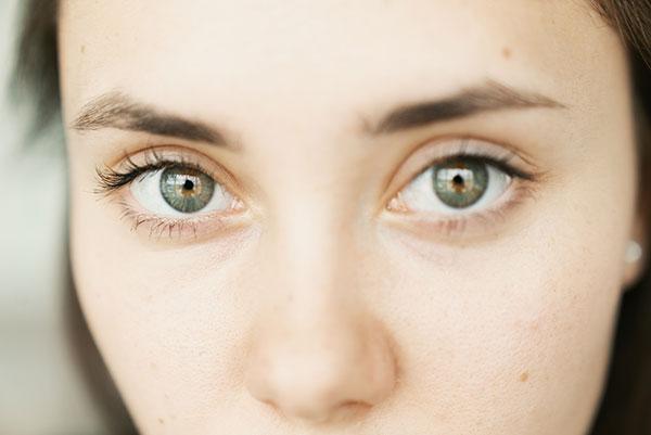 Ein Paar fragende Augen - Hilferuf